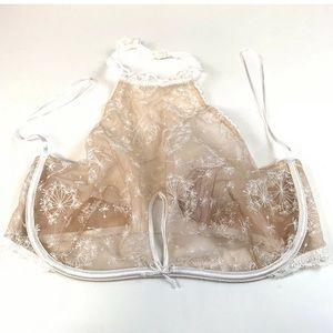 $69.50 NEW Dream Angels Victorias Secret Bra 34DD